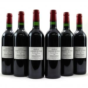 Ch. Lagrange Les Tours Cent Rangs 2006 Bordeaux 6x75cl
