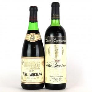 Viña Lanciano 1970 Rioja Gran Reserva 2x75cl