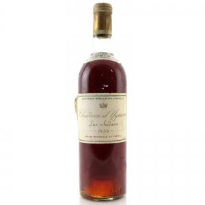 Ch. d'Yquem 1955 Sauternes 1er-Cru-Superior