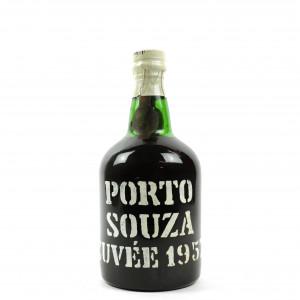 Souza Cuvee 1957 Colheita Port
