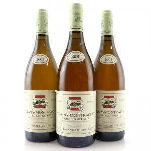 L.Carillon Les Referts 2001 Puligny-Montrachet 1er-Cru 3x75cl
