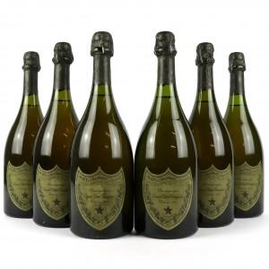 Dom Perignon 1973 Vintage Champagne 6x75cl