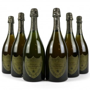 Dom Perignon 1980 Vintage Champagne 6x75cl