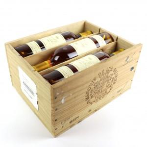 Ch. d'Yquem 1997 Sauternes 1er-Cru-Superior 6x75cl / Original Wooden Case