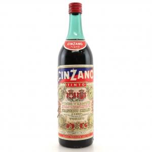 Cinzano Tinto Vermouth 1 Litre / Circa 1970s