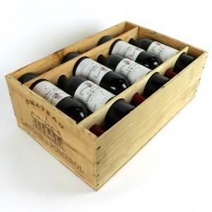 Ch. Latour-a-Pomerol 1990 Pomerol 12x75cl / Original Wooden Case