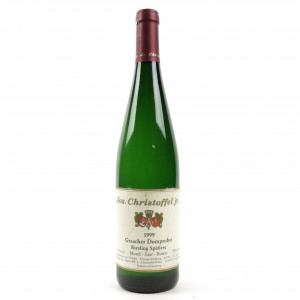 J.Christoffel Graacher Domprobst Riesling Spatlese 1999 Mosel