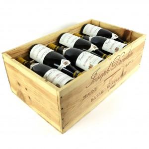 Dom. J.Drouhin 1996 Batard-Montrachet Grand-Cru 12x75cl / Original Wooden Case
