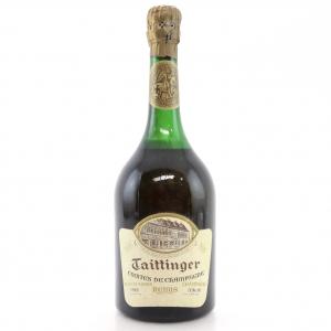Taittinger Comtes de Champagne Extra-Dry 1966 Blanc De Blancs