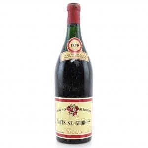 Sichel 1959 Nuits-Saint-Georges