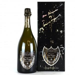 Dom Perignon Brut Vintage 2003 Champagne / David Lynch Edition