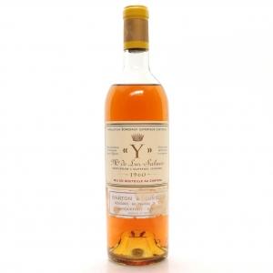 Ch. d'Yquem Y 1960 Bordeaux Superieur