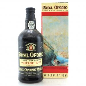 Royal Oporto 1977 Vintage Port