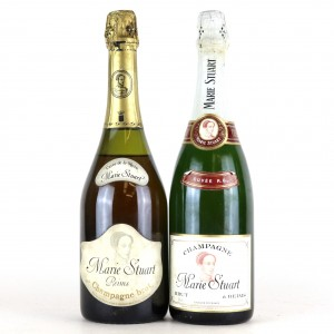 Marie Stuart Brut NV Champagne 2x75cl