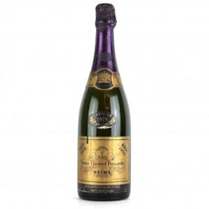 Veuve Clicquot Ponsardin 1975 Vintage Champagne