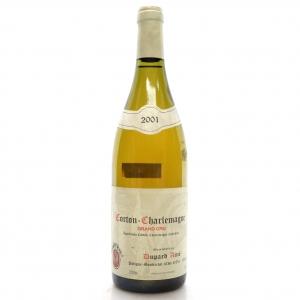 Dupard 2001 Corton Charlemagne Grand-Cru