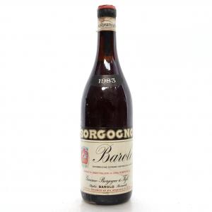 Borgogno 1983 Barolo