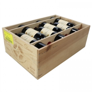 Ch. Branaire-Ducru 2009 Saint-Julien 4eme-Cru 12x75cl / Original Wooden Case