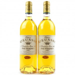Ch. Rieussec 1997 Sauternes 1er-Cru 2x75cl