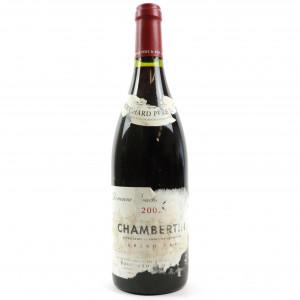 Bouchard 2002 Chambertin Grand-Cru