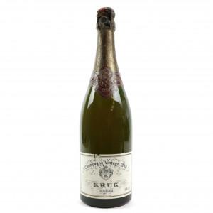 Krug 1966 Vintage Champagne