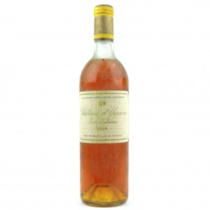 Ch. d'Yquem 1969 Sauternes 1er-Cru-Superior