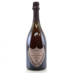 Dom Perignon Rose 1990 Vintage Champagne