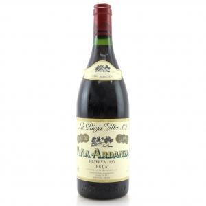 Viña Ardanza 1995 Rioja Reserva