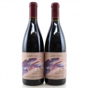 G.Farrell Pinot Noir 1999 Russian River Valley 2x75cl