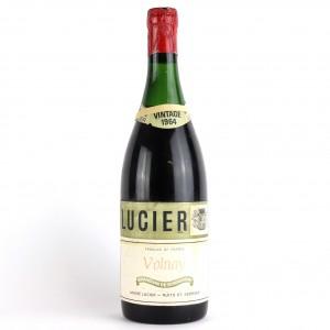 Lucier 1964 Volnay