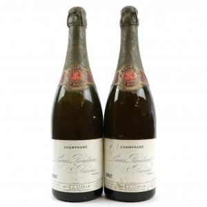 Louis Roederer Brut NV Champagne 2x78cl