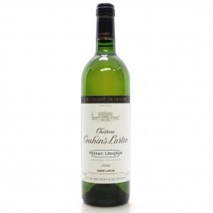 Ch. Couhins-Lurton 1996 Pessac-Leognan Grand-Cru Blanc