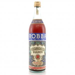 Robba Bianco Vermouth 1 Litre / Circa 1970s