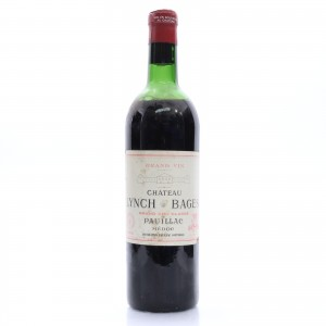 Ch. Lynch-Bages 1966Pauillac 5eme-Cru