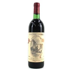 Ch. D'Auros 1979 Bordeaux