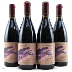 G.Farrell Pinot Noir 1998 Russian River Valley 4x75cl