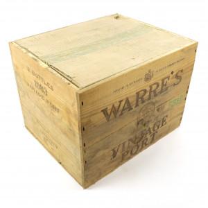 Warre's 1983 Vintage Port 12x75cl / OWC