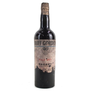 Duff Gordon NV Pale Dry Sherry