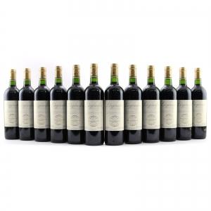Dom. Barons De Rothschild (Lafite) Legende 2008 Pauillac 12x75cl