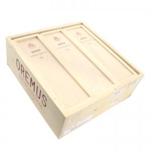 Oremus Eszencia 1999 Tokaji Aszu 3x37.5cl / Original Wooden Case