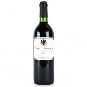 Roc De L'Espinas Cabernet Sauvignon 1998 Vin-De-Pays De La Haute Vallee De L'Aude