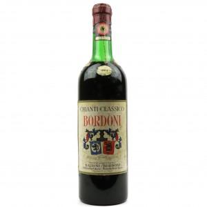 Naldini Bordoni 1964 Chianti Classico