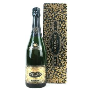 Bollinger R.D. 1976 Vintage Champagne