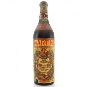 Martini Semi-Secco Vermouth 1 Litre / Circa 1930s