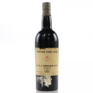 Graham's Finest Reserve 1960 Vintage Port