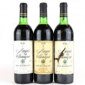 Marques De Villamagna 1973 Rioja Gran Reserva 3x75cl