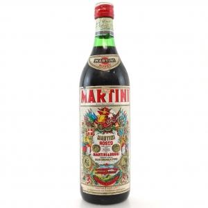 Martini Rosso Vermouth / Circa 1980s