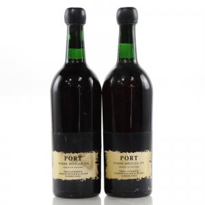 Warre's Port / Bottled 1970 2x75cl