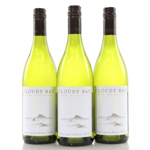 Cloudy Bay Sauvignon Blanc 2016 Marlborough 3x75cl