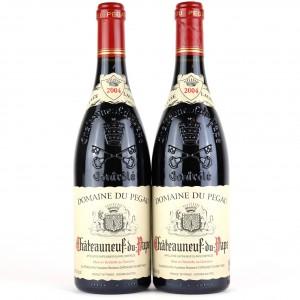 Dom. Du Pegau Cuvée Laurence 2004 Chateauneuf-Du-Pape 2x75cl